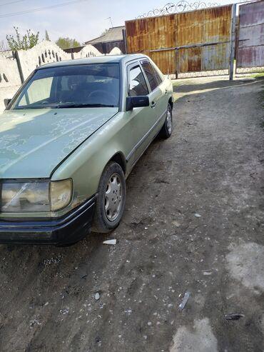 Mercedes-Benz W124 2.5 л. 1988