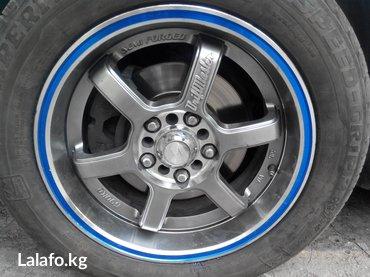 r16 диски купить в Кыргызстан: Куплю один диск driftmaster, размер r16, либо поменяю на хорошие диски