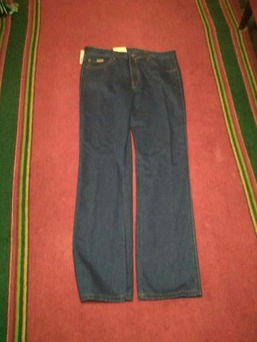 Мужские джинсы. Новые