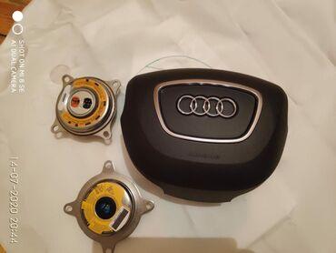 zapchasti audi a6 s4 в Азербайджан: Audi A6 2013 Airbag Və Qapağı • Zbor 260 ₼  • Tək Qapağ 150 ₼
