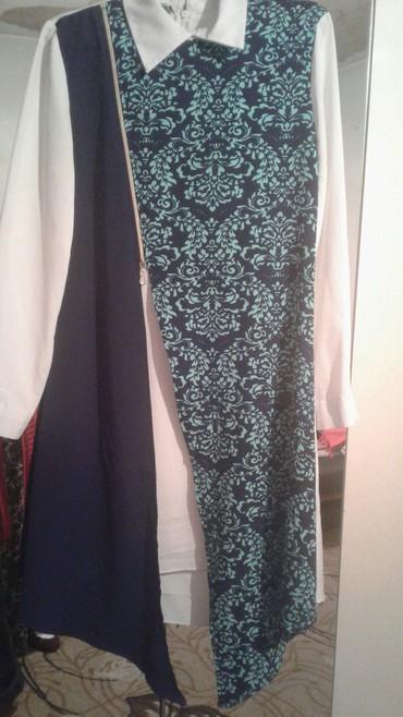 В отличном состоянии, практически новая один раз одевала, туника в Кок-Ой