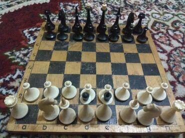 Шахматы - Кыргызстан: Шахмат советский