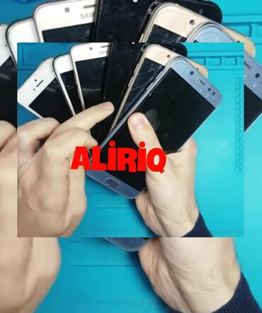 телефон раскладушка флай ezzy trendy в Азербайджан: Xarab ve siniq telefonlarin yuksek qiymete aliwi planwet telefon
