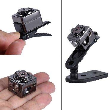 мини камера в Кыргызстан: Мини камера SQ8 + бесплатная доставка по КР  + оплата при получении то