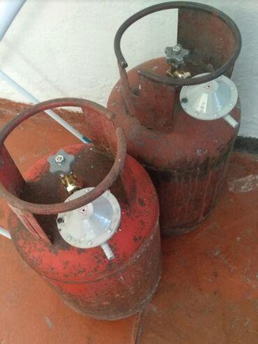 винтиль в Кыргызстан: Продаю газ балон ( винтильовый) 27 литрс газом, есть комплектующие (
