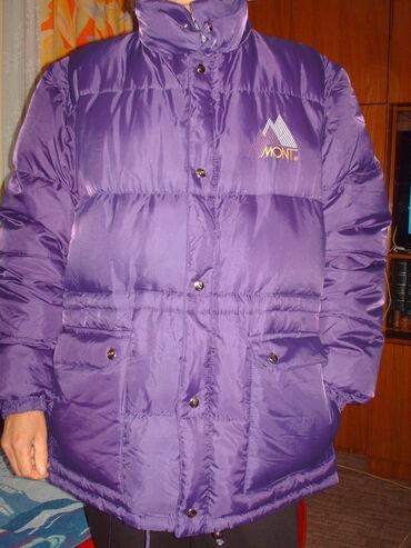 Izuzetno kvalitetna perjana jakna proizvodjaca Mont is Slovenije