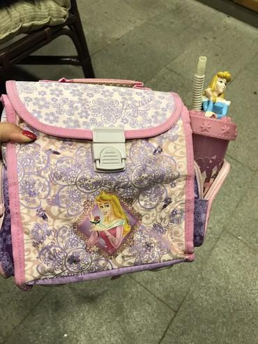 Продам новый Стильный Немецкий рюкзак в Бишкек
