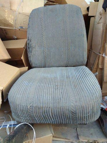 Продаю сиденье на бус, передний, отки дной в Кок-Ой