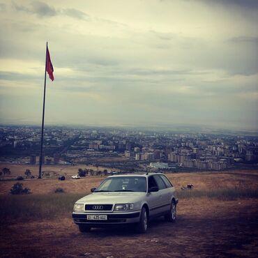 audi-a6-3-tdi в Кыргызстан: Audi 100 2.6 л. 1993 | 270000 км