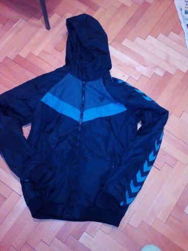 Muske jakne zimske - Srbija: Muska zimskahumel jakna, slabo nosena, samo 2000 dinara, u