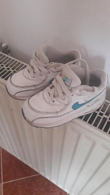 Dečija odeća i obuća - Lebane: NIKE AIR MAX br 25 -14cm