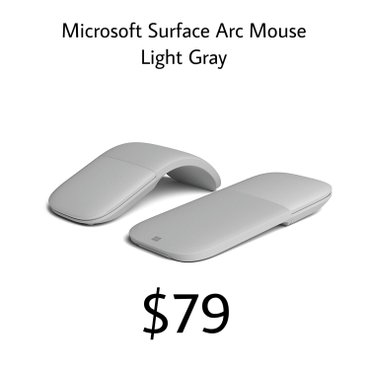 Microsoft surface arc mouse (новая) в Бишкек