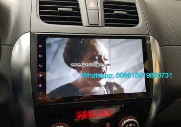 Suzuki SX4 Car audio radio update android GPS navigation camera in Kathmandu