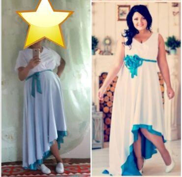 Платья - Цвет: Зеленый - Кок-Ой: Платья
