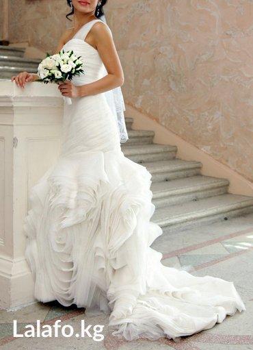 Продаю счастливое Свадебное Платье в Бишкек