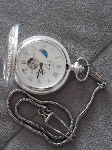 Ostalo | Smederevska Palanka: Džepni,mehanički sat,potpuno ispravan.Cena 2500 dinara