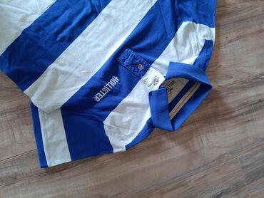 Hollister - Srbija: HOLLISTER California muška majica. Veličina M. Na pruge plavo bele