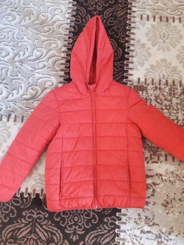 Куртка Деми на 10-12лет в хорошем состоянии в Бишкек