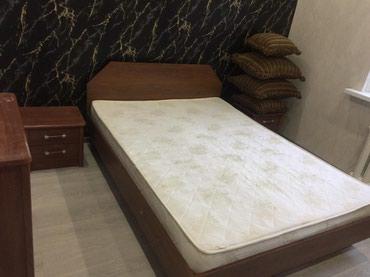Продаю кровать с матрасом в Бишкек