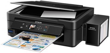 Printer Epson L486  MAL HAQQINDA Epson L486 (C11CF45403) A4 Format Ço