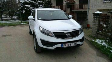 Kia - Srbija: Kia Sportage 1.6 l. 2013 | 103563 km