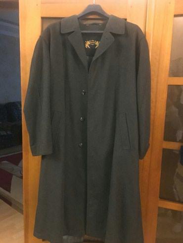 Мужское пальто серое, темно синее,хаки 54 р