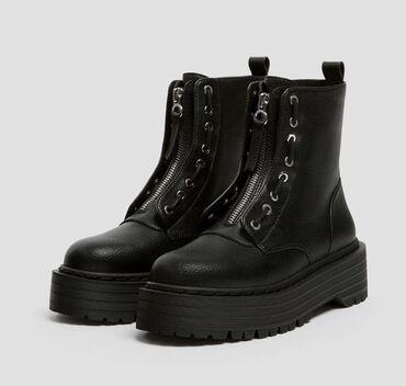 Ботинки Pull&bear Новые,заказывали с сайта,не подошёл размер Брали