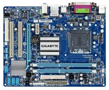 LGA775 _ DDR3 _ 2 слота + проц. core 2 duo 6400 _ продаю 1000с