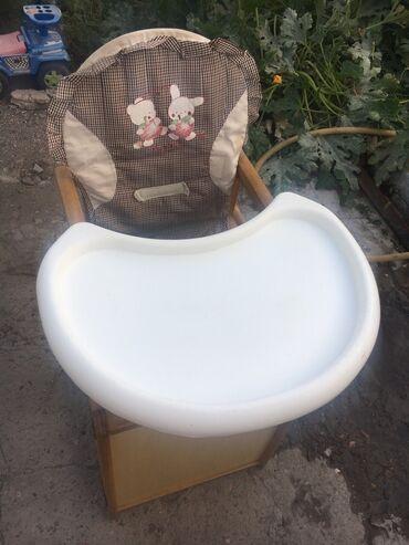 Продаю детский стульчик для кормления Б/У, мини торг. можно вотсап