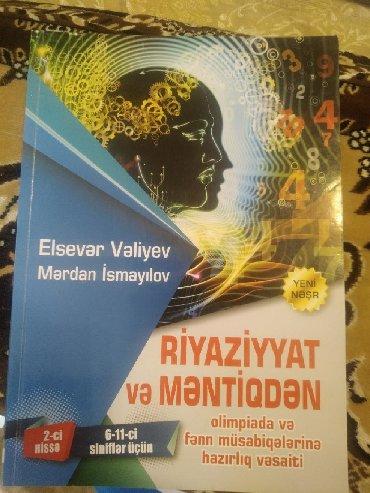 mektebe qeder hazirliq - Azərbaycan: Riyaziyyat ve mentiqden olimpiyadaya hazirliq vesaiti . 6-11 ci sinifl