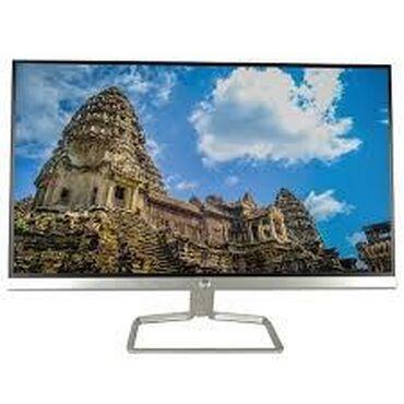 "мониторы hp в Азербайджан: ""HP 27f 27""Monitor ölçüsü: 27"" (68.6 cm)Ekran növü: IPS w/LED"