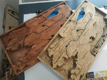 детские 2х ярусные кровати фото и цены в Кыргызстан: Карта мира, карта Кыргызстана, изделия из дерева, сувениры, подарки