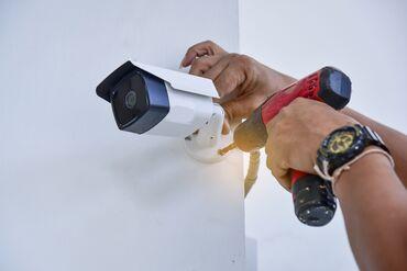 4k ip cctv cameras в Азербайджан: Системы безопасности | Камеры видеонаблюдения