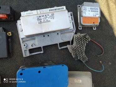 Продам Компьютер датчики и.тд. от Мерседес сешка 202 2,3объом автомат