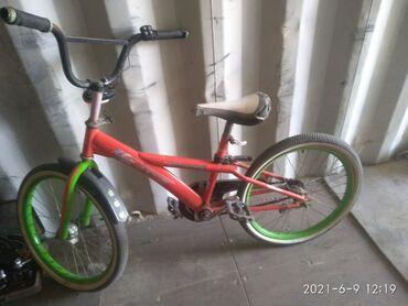 Спорт и хобби - Красная Речка: Продаю детей велосипед от5-10лет в хорошем техническом состоянии