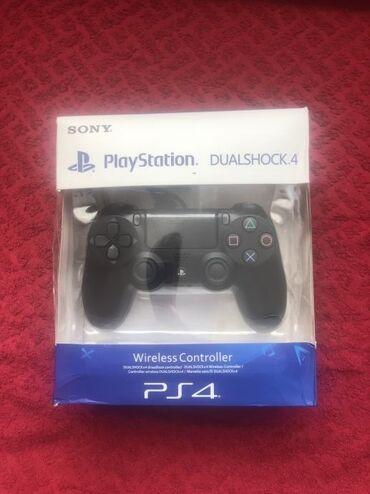 PS4 Dualshock JoystickNov zapakovan PS4 Dualshock Joystick . Moguća