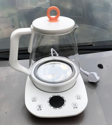 Многофункциональный чайник Midea для сохранения здоровья, аутентичный