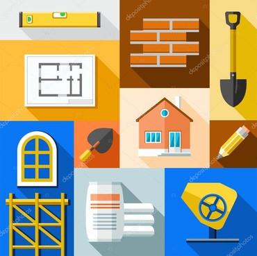 крепеж для строительства каркасных домов в Кыргызстан: Все виды строительных и отделочных работ! От нуля под ключ! Ремонт