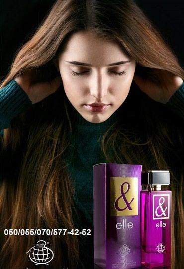 Bakı şəhərində Yves Saint Laurent YSL Elle Eau De Parfum for Women xanım ətrinin