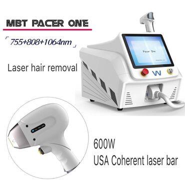 aleksandrit lazer - Azərbaycan: Pacer One lazer epilyasiya aparatı. Mükəmməl nəticə əldə etmək