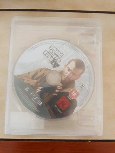 Knjige, časopisi, CD i DVD | Novi Pazar: GTA IV ZA PS3!!!