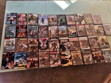 Лицензионные игровые диски на пк