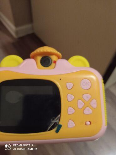 Qiz üçün kamera video cekmek olur şəkil çıxardır 10 gündür alinib heç