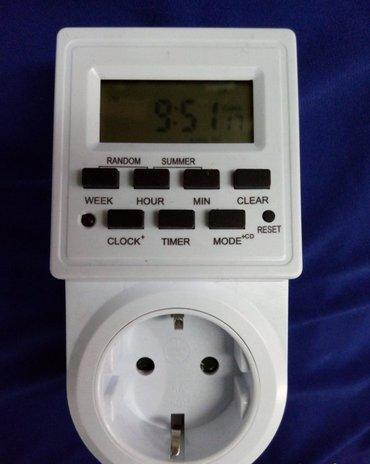 Digitalni LCD tajmer 230v,16A,3500w. . . . . - Nis