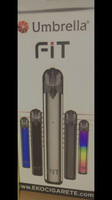 Sadržaj paketa:1 x Umbrella FIT baterija1 x Umbrella FIT POD tank (1ml