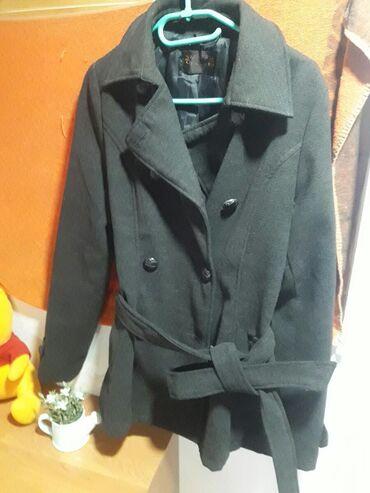Ženska odeća | Cuprija: Kao nov kaputic za prelazni period ali moze i preko zimevel xl Bez