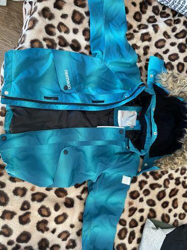 Куртка зимняя Reima в хорошем состоянии 116 р