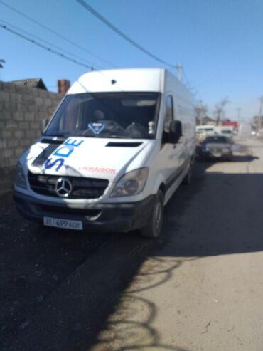 Такси, логистика, доставка - Бишкек: Ищу работу личным транспортом  Спринтер звоните  Стаж 10лет