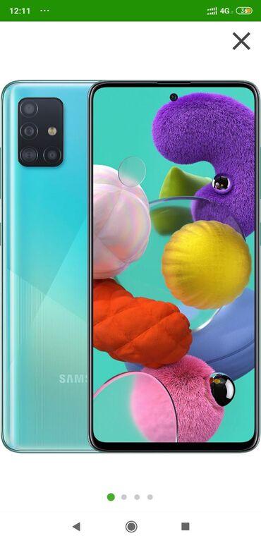 Samsung Bakıda: Yeni Samsung A790 128 GB Göy