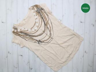 Нарядная женская футболка     Длина: 67 см Плечи: 40 см Пог: 43 см Сос